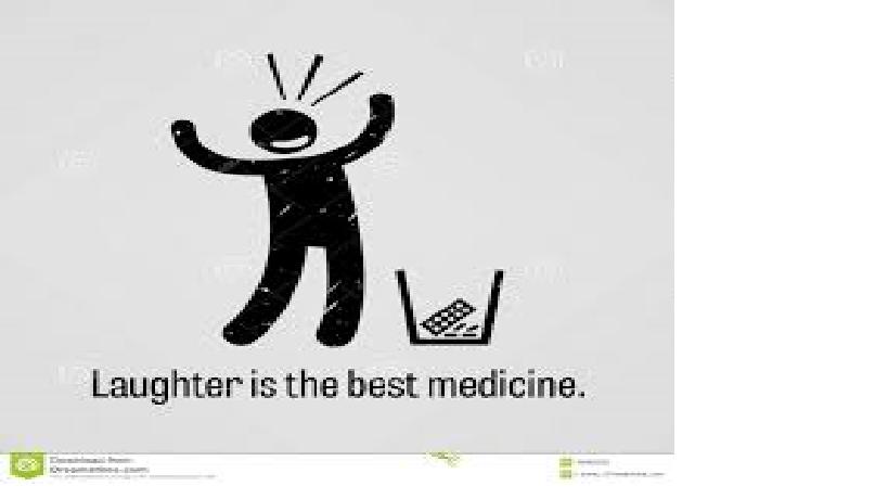 LaughterIsTheBestMedicine