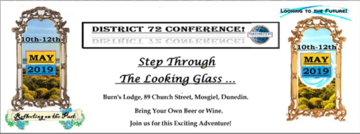 District 72 Conference May 2019