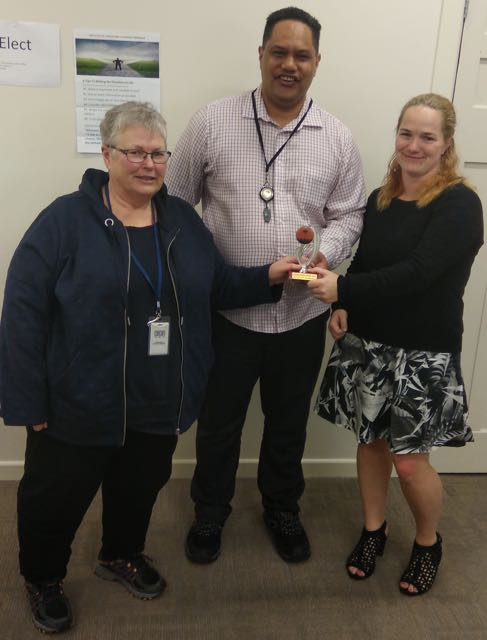Congratulations to Suzanne and Ruth; both Toastmasters of the day